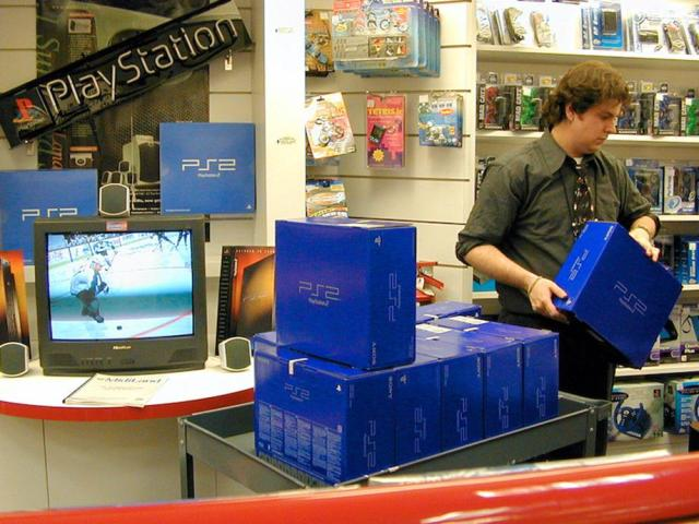 A Very Simplified History of Playstation | ELECTRONOCENTRIC